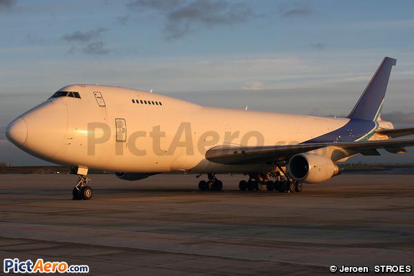 Boeing 747-281F/SCD (Eurex Airlines)