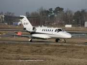 Cessna 525A CitationJet CJ2 (OO-SKY)