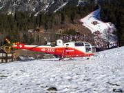 Aérospatiale SA-316B Alouette III (HB-ZEQ)