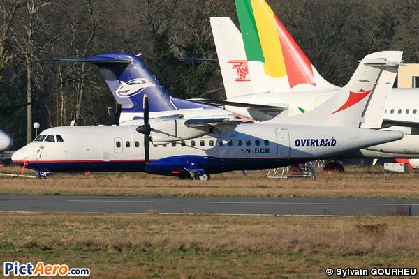 ATR 42-300 (Overland Airways)