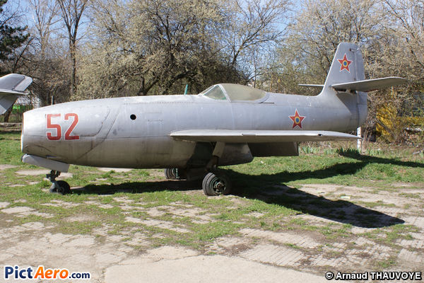 Yakovlev Yak-23 (Romania - Air Force)