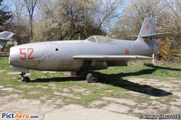 Yakovlev Yak-23 (Romania - Air Force)