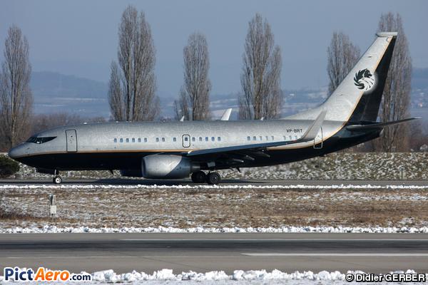 Boeing 737-7BC/BBJ (Russian Standard Bank)