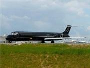 McDonnell Douglas MD-83 (DC-9-83) (F-GMLU)