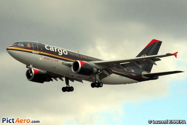 Airbus A310-304F (Royal Jordanian Cargo)