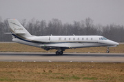Cessna 680 Citation Sovereign (JY-AWH)