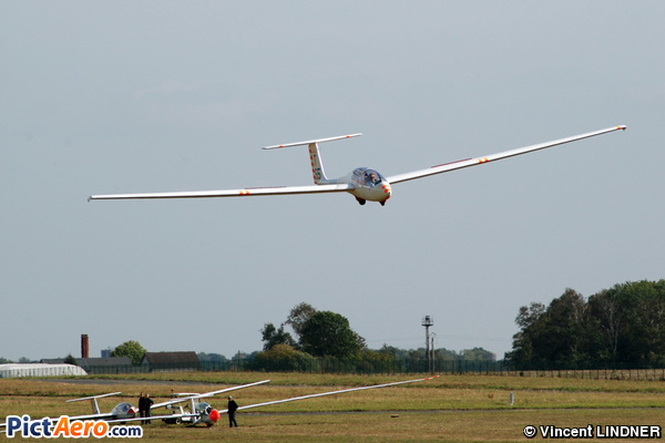 Grob G-103 Twin Astir II (Association Aéronautique de Coulommiers Meaux)