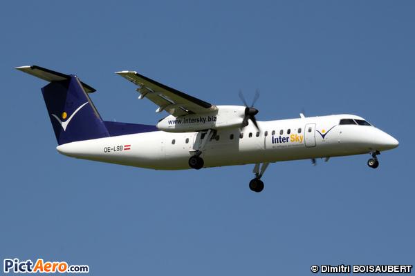 De Havilland Canada DHC-8-314Q Dash 8 (InterSky)