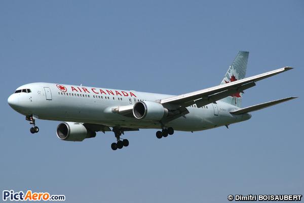 Boeing 767-36N/ER (Air Canada)