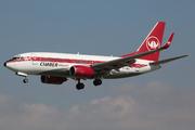 Boeing 737-7Q8 (OY-MRS)