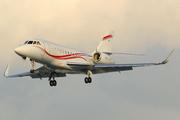 Dassault Falcon 2000LX (HB-JET)