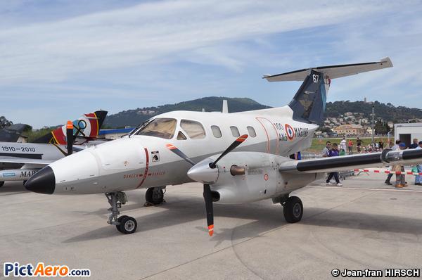 Embraer EMB-121AN Xingu (France - Navy)