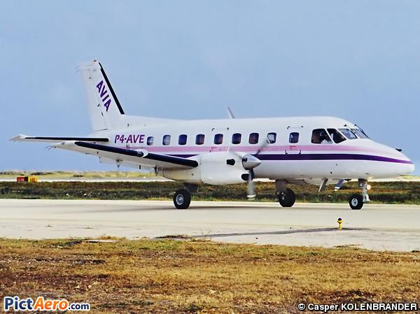 Embraer EMB-110P1 Bandeirante (Avia Air)