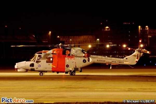 Westland Super Lynx MK130 112111
