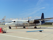 Fokker F-27-500F Friendship  (HA-FAF)