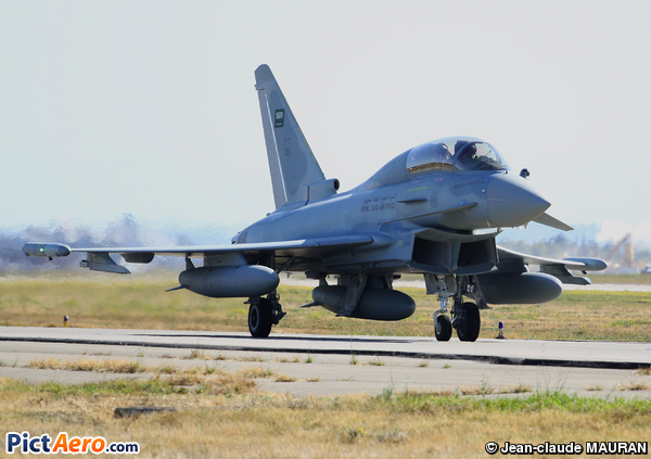 Eurofighter EF-2000 Typhoon T (Saudi Arabia - Air Force)