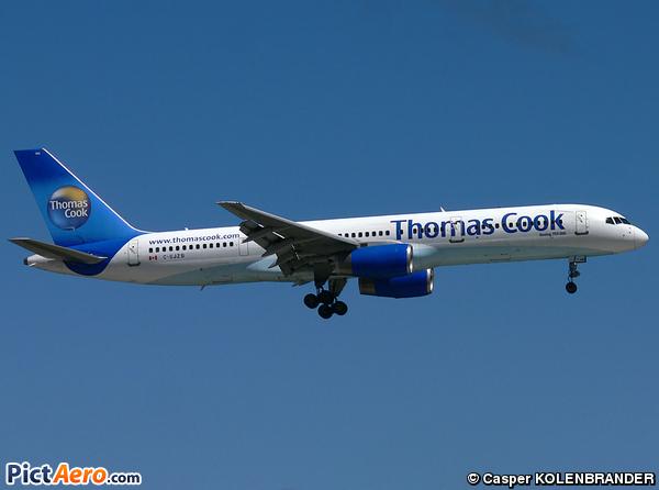 Boeing 757-28A (Thomas Cook Canada)