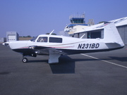 Mooney M-20K (N231BD)