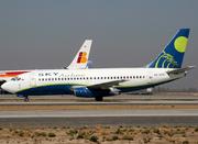 Boeing 737-2T4/Adv (CC-CTX)