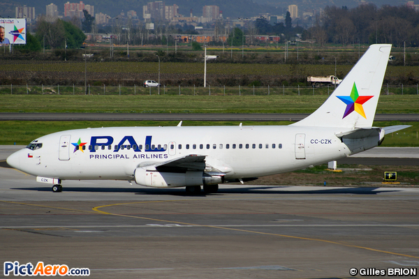 Boeing 737-236 (PAL Principal Airlines)