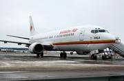 Boeing 737-4Q8 (JY-SOA)