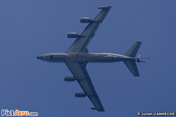 Boeing C-135FR Stratotanker (France - Air Force)