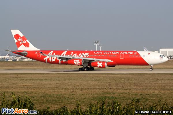 Airbus A340-313X (AirAsia X)