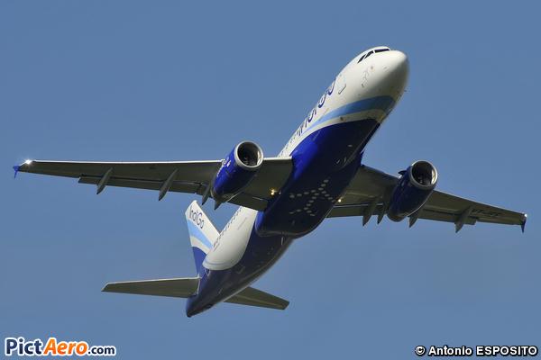 Airbus A320-214 (IndiGo Airlines)