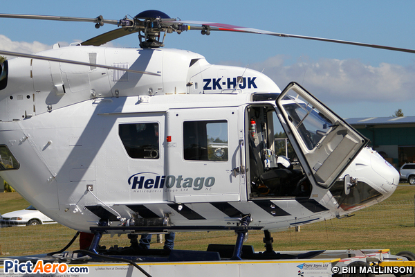 Kawasaki BK-117 B-2 (Helicopters Otago)