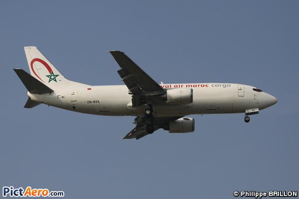 Boeing 737-3M8/SF (Royal Air Maroc - RAM Cargo)