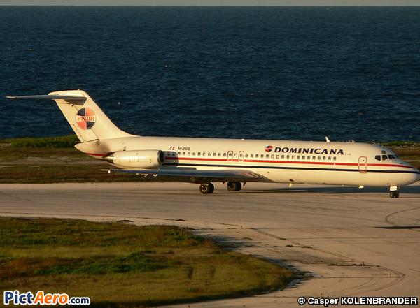 McDonnell Douglas DC-9-32 (PAWA Dominicana)