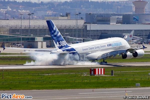 Airbus A380-841 (Airbus Industrie)