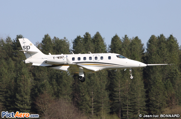 Grob G-180 SPn Utility jet (Daher Socata)
