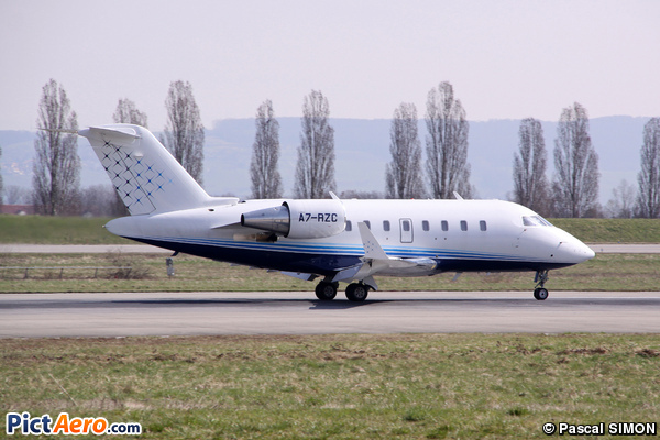 Canadair CL-600 Challenger 605 (Rizon Jet)