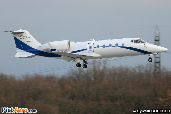 Bombardier Learjet 60 (Air Alliance)
