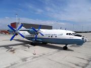 Antonov An-12A Cub (UR-CCP)