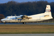 Fokker F-27-600 Friendship (D-ADEP)