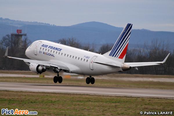 Embraer ERJ-170ST (Régional Airlines)