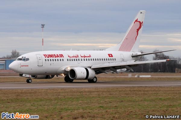 Boeing 737-6H3 (Tunisair)