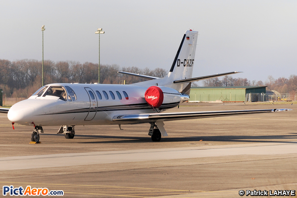 Cessna 550B Citation Bravo (FFD Stuttgarter Flugdienst SFD)