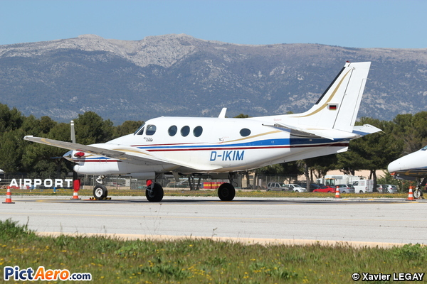 Beech C90B King Air (Privé/Private)