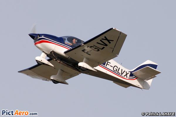 Robin DR-400-140B (Aéro Club AF-SXB)