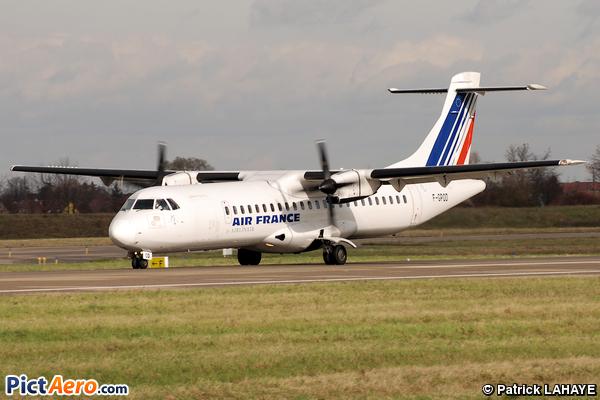 ATR 72-202 (Airlinair)