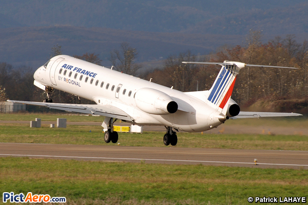 Embraer EMB-145MP (ERJ-145MP) (Régional Airlines)