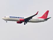 Boeing 737-8Q8 (SU-MWE)