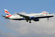 Embraer ERJ-190SR (G-LCYK)