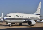 Boeing 737-7P3/BBJ (VQ-BTA)