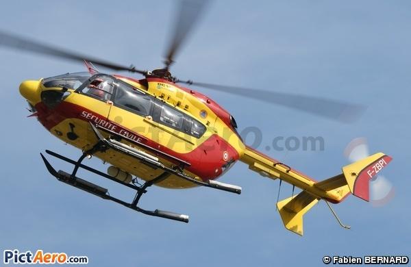 Eurocopter MBB-BK 117 C-2 (France - Sécurité Civile)