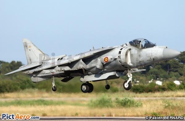 McDonnell Douglas AV-8B Harrier II+ (Spain - Navy)