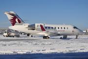 Canadair CL-600-2B16 Challenger 605 (A7-CEB)